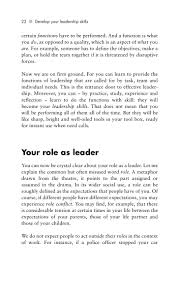 develop your leadership skill 31