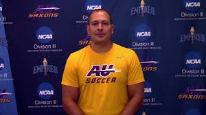 Alfred University Men's Soccer Assistant Coach - Adam Owlett - YouTube