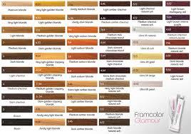 Framesi Color Chart Futura Foxytoon Co