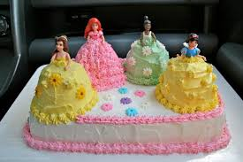Disney Recipes For Princess Birthday Cake Ideas Classic Style