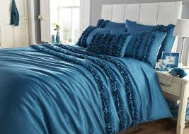 teal duvet set the duvets