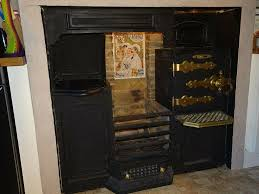 antique victorian yorkshire cast iron kitchen range in brighouse west yorkshire gumtree