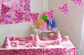 2015 Pink Crown Luxury Kids Party Packs Baby Happy Birthday Party Packs  Supplies Decoration For Children Party Packs on Aliexpress.com | Alibaba  Group