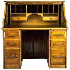 roll top desk antique oak roll top desk double pedestal 1 roll top desk plans router