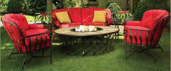 patio furniture options