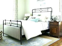 Wrought Iron Frames Wrought Iron King Bed Frame Metal King Bed Frame ...