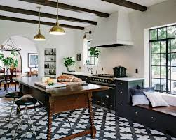 Inspired Black And White Kitchen Designs 13