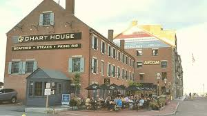 Chart House Restaurant Picture Of Chart House Boston