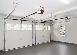 garage door tracksGarage Door Anatomy Parts and Terminology of Your Garage Door
