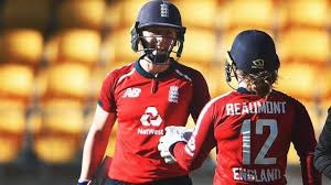 Get all clips of new zealand women vs england women 2nd odi. Freya Davies Tammy Beaumont Star As England Women Clinch T20i Series Vs New Zealand All Places Map