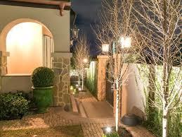 Patio And Garden Lights Outdoor Lanterns Stainless Steel Solar