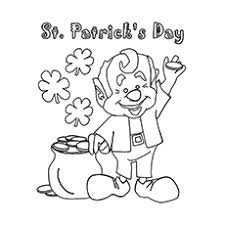 Small Picture Top 25 Free Printable St Patricks Day Coloring Pages Online