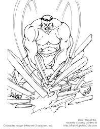 The Incredible Hulk Coloring Pages Incredible Hulk Hulk Coloring
