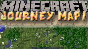 minecraft mods journey map best map mod for minecraft  youtube