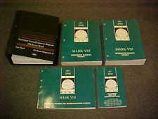 lincoln mark viii repair manual 1998 lincoln mark viii 8 shop manual service repair 98 wiring diagrams specs