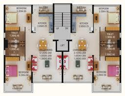 Small 2 Bedroom Floor Plans Glamorous 2 Bedroom Apartment Floor Plans