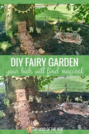 Small Picture DIY Fairy Garden in 6 Easy Steps The Mom of the Year