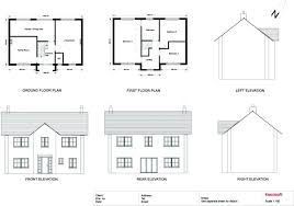 idea using autocad to draw house plans for how to draw floor plans in google elegant