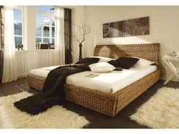 Bananenblatt Bett Kaza 180x200 Komforthöhe Schlafzimmer Bett
