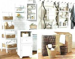 small shelves for bathroom wall towel storage incredible 9 clever ideas your pottery barn in 1 bathroom towel storage