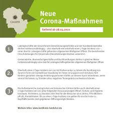 In bayern wird der katastrophenfall ab montag aufgehoben. Gultig Ab 28 04 Kabinett Beschliesst Anderungen Bei Corona Regeln Landkreis Landshut