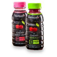 the incredible benefits of tart cherry juice cheribundi