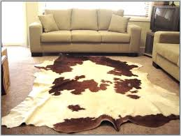 charming large cowhide rug extra large cowhide rug designs large faux cowhide rug
