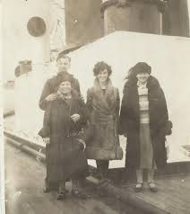 Tommy Fields, Betty Fields (middle), Richard Griffiths' wife (end) | The  Official Gracie Fields