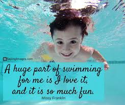 Swim Quotes Amazing 48 Fun And Motivational Swimming Quotes SayingImages