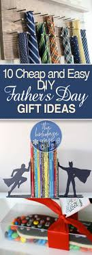 10 and easy diy father s day gift ideas diy fathers day gift ideas