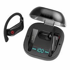 LITBest HBQ-PRO TWS True Wireless Sports <b>Earbuds Earhook</b> ...