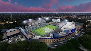 William And Mary Football Stadium Seating Chart Odu Approves New 55 Million 22 130 Seat Football Stadium