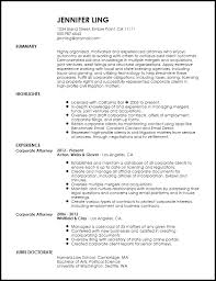 Free Contemporary In House Lawyer Resume Template Resumenow