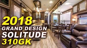 Grand Design 310gk 2018 Grand Design Solitude 310gk Fifth Wheel Holiday World Rv 800 983 7866