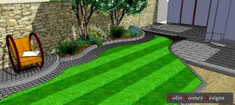 Small Picture Small Gardens Cool Modern Garden Design Ideas To Try In Terraced