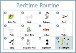 Bedtime Chart Printable Details About A5 Print Children S Bedtime Routine Chart Picture Poster Kids Bedroom Sleep