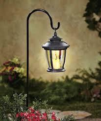 flickering solar lantern stake 10 46