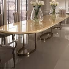 oval dining room. 5m Large Designer Gold Oval Dining Table Room I