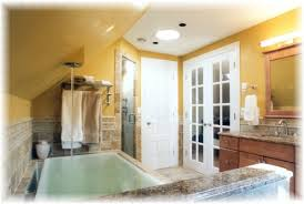 Modern Master Bathroom Suites View From Sitting On Absolute For Decorating Ideas