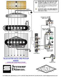tele wiring diagram a 3rd pickup added telecaster build the world s largest selection of guitar wiring diagrams humbucker strat tele bass and more