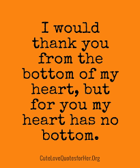 I Appreciate You Quotes For Loved Ones