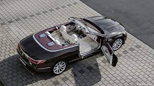 2018 Mercedes Benz S Class Cabriolet Color Designo Mocha Black Top Hd Wallpaper 19 Benz S Mercedes S Class Benz S Class