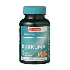 Curcumine curcuma longa) goed