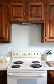 over the stove microwave. Replacing A Hanging Microwave With Range Hood Over The Stove