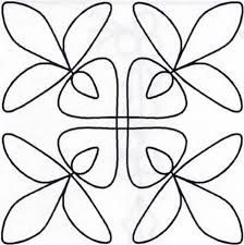 209 best Quilt Stencils images on Pinterest | Quilt patterns ... & Quilt Stencil Radish Top By Thimbleberries - Radish Top Block continuous  line stencil. Stencil is made of Mylar plastic with the displayed design  cut into ... Adamdwight.com