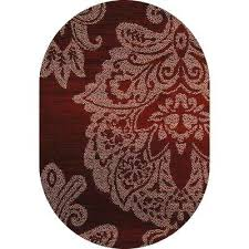 oval rugs 7x9 large damask red 7 ft x ft oval area rug oval area rugs oval rugs 7x9 area