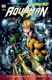 Aquaman Vol. 1: Haikou monster (Korean Edition): Jeff Jones, Ivan Rice:  9788952777737: Amazon.com: Books