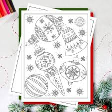 Top 25 christmas coloring pages for preschoolers: Enjoy These Free Christmas Coloring Pages For Adults