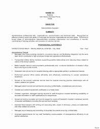 Template Browse Combination Resume Sample For Administrative