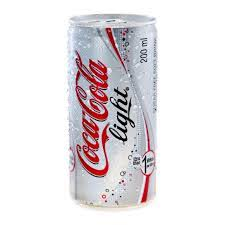 Buy Coke Light Online Coke Light 6 X 200ml Cans